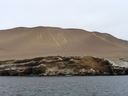 Sand Candelabrum, Paracas National Park