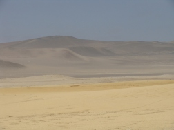 Paracas National Park - alien planet