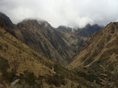 Vilcabamba mountains