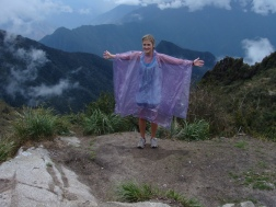 Ponchos in the Cloud Forest