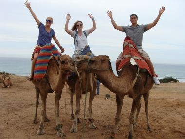 Proof that we went to Morocco