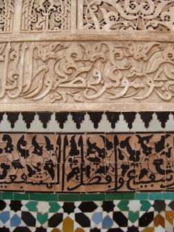 Mosque decoration