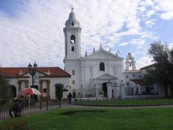 Iglesia del Pilar, Recoleta
