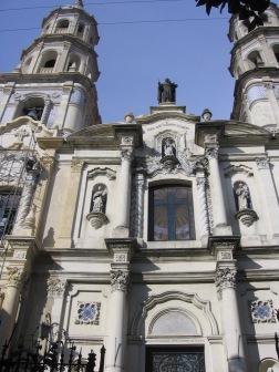 San Pedro Gonzalez Telmo Church
