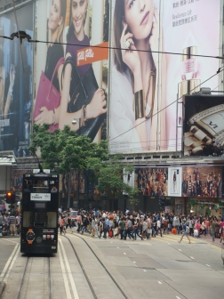 King's Line tram ride